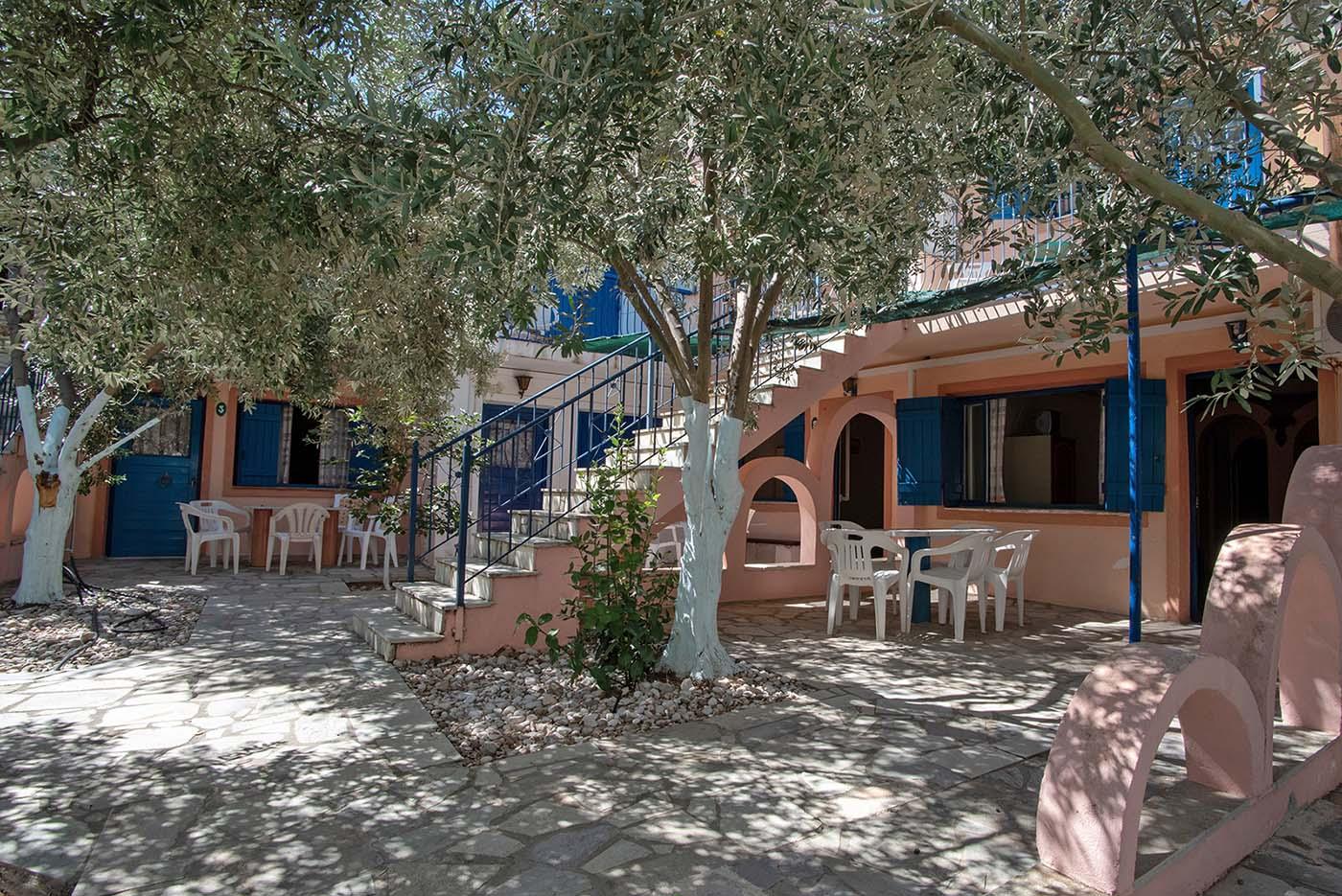ξενοδοχεία στο Τολό - Kleoni Hotel & Apartments